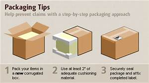 ups preventing claims With how to package a product