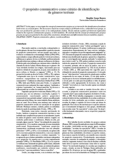 2002_O propósito comunicativo como critério_CD Pesquisas