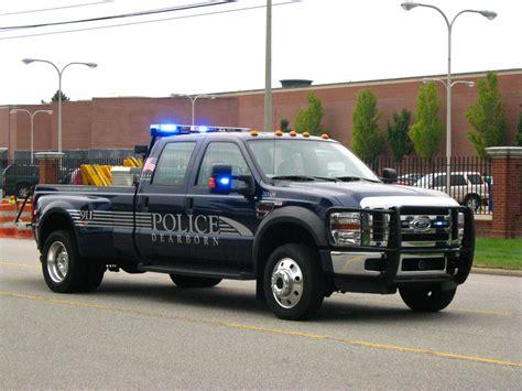 Ford F-450 Super Duty Police Truck In Dearborn, Mi