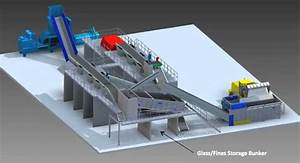Single Stream Recycling Equipment To Process 8