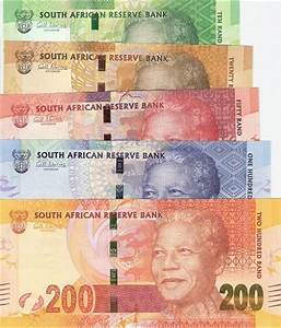 New South African Banknotes. World Money | Beautiful Bank ...
