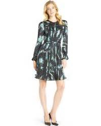 ted baker perlaa wallpaper floral pleated dress  floral