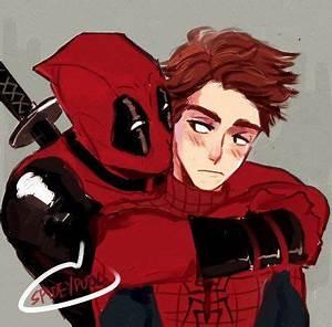 Spider-Man & Deadpool. Spideypool.