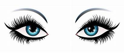 Eyes Eyelashes Woman Lashes Eye Clip Adobe