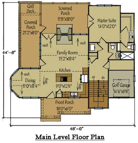 cottage floorplans 17 best images about cottage house design foothills