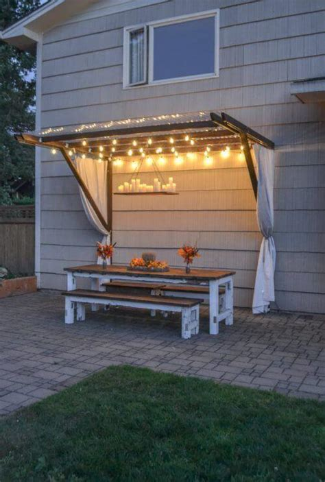 backyard projects 15 amazing diy outdoor decor ideas style motivation