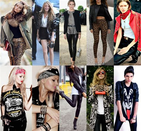 Glam Style by The Evolution Of Glam Rock Fashion