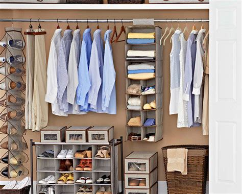 Ideas To Organize Closets by 5 Tips For A More Organized Closet Walmart With Best