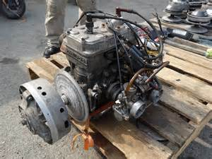 Bombardier Rotax Engine Parts