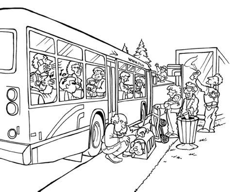 coloriage  colorier  coloriage autobus