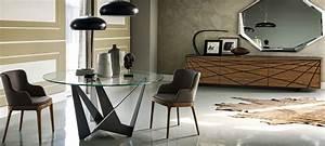 Table à Manger En Verre : table manger design en bois boavista ~ Teatrodelosmanantiales.com Idées de Décoration