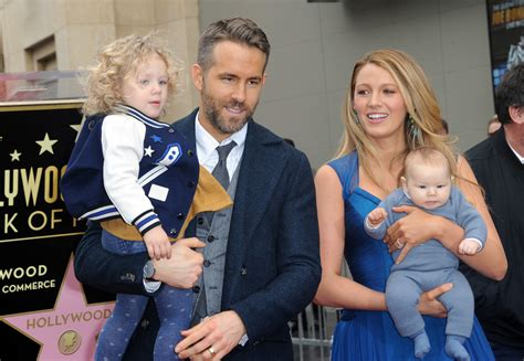 Blake Lively And Ryan Reynolds Baby Name Has Been