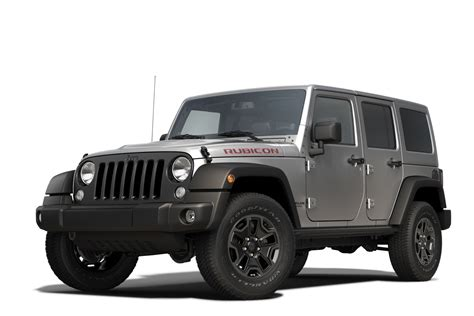 2014 Jeep Wrangler Rubicon X Special Edition Launched In