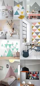17 meilleures idees a propos de peinture geometrique sur With peinture d une maison 4 peinture tableau maison