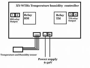 Humidity Wiring Diagram