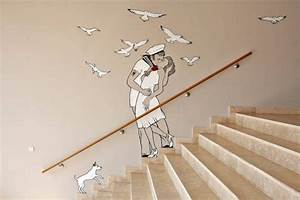 Wandmalerei Selber Machen : wandtattoo selber machen 34 diy ideen und anleitungen diy wandverkleidung zenideen ~ Frokenaadalensverden.com Haus und Dekorationen