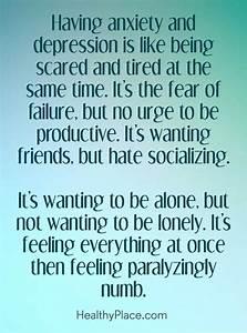 Depression Quot... Non Depressing Quotes