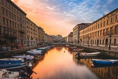Trieste Italy Destination