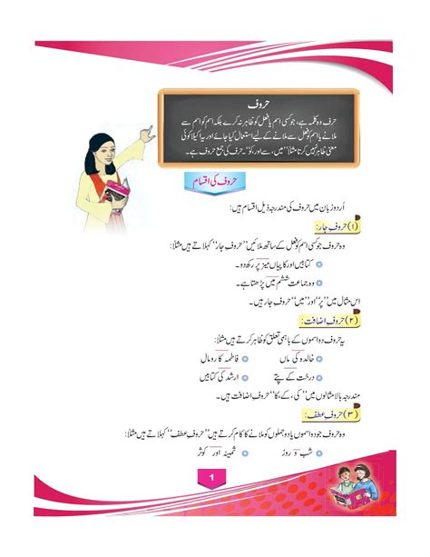 urdu grammar book  class