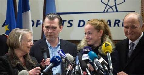 Florence Cassez reçue à l'Elysée au lendemain de son ...