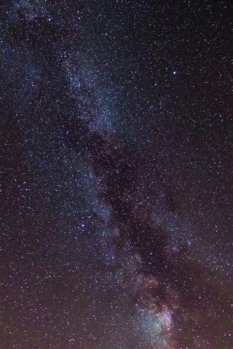 Milky Way Night Sky Star Galaxy Wallpaper