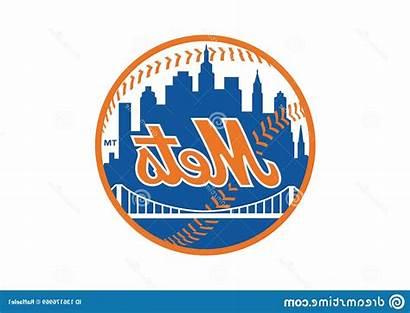 League Baseball Major National Vectorified