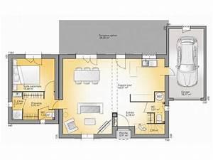 1000 idees sur le theme plan suite parentale sur pinterest With plan de maison 2 etage 1 detail du plan de maison unifamiliale w3950