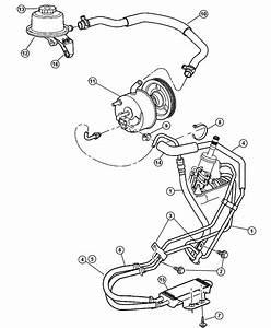 Chrysler Pt Cruiser Reservoir  Power Steering Fluid  Power