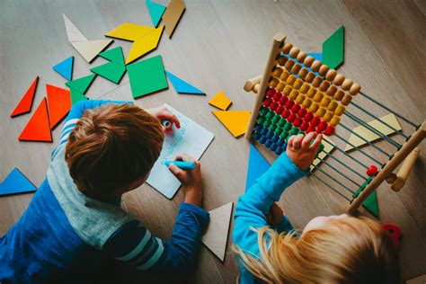 Help Your Child Develop Early Math Skills - CES Schools