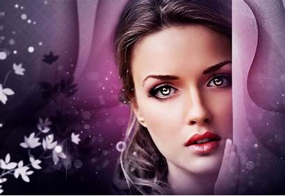 Wallpapers Fantasy Faces Woman Eyes Face Beauty