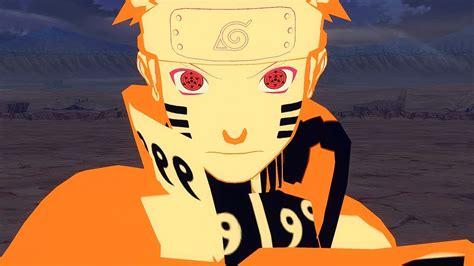 naruto ultimate ninja storm  full burst  hud juubi eyes