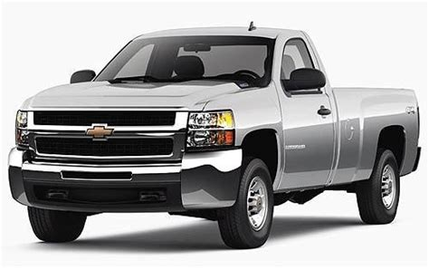 chevrolet silverado hd regular cab pricing