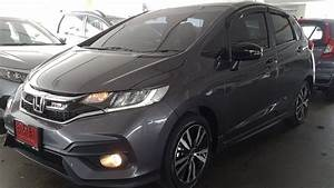 Honda Jazz 2017 Minor 1 5 Rs Cvt