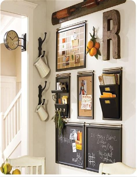 Pottery Barn Wall Decor Kitchen by Poofy Cheeks 20 Inspiring Home Command Centers