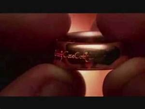 LORD OF THE RINGS SUBLIMINAL MESSAGE - YouTube