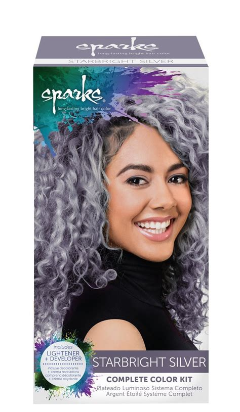 Sparks Long Lasting Bright Hair Color
