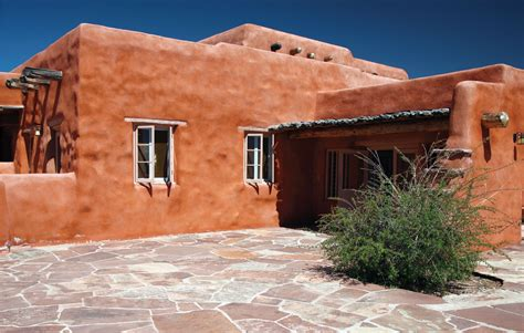 remodeling projects   pueblo revival home discover