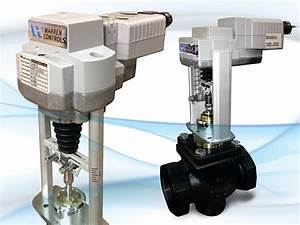 Warren Controls Electrically Actuated Hvac  Bac Control