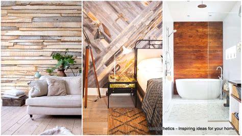 extraordinary graphic ways   wood walls indoors