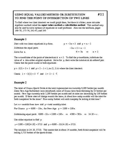 grade 10 math substitution worksheets grade 10 math