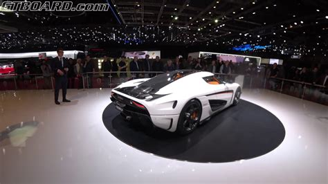 [4k] 28 Min Of Koenigsegg Geneva Heaven Regera Ghost