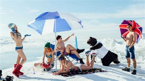 Im Siberian: Fabulous White Beaches of Siberia by Alexey