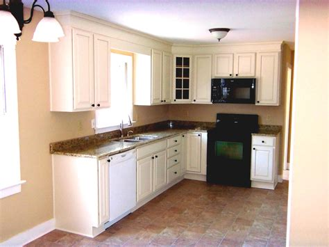 Small L Shaped Kitchen