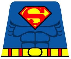 Printable LEGO Superman Decals