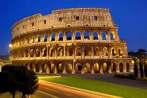 Colosseum Who Built The Colosseum