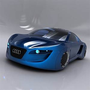 Audi Rsq Modellauto Science Fiction Film I Robot Pictures
