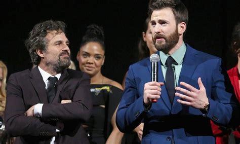 Hulk Actor Mark Ruffalo Sends A Message To Chris Evans ...