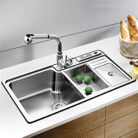 Sink Function multiple function double bowl stainless steel kitchen sink