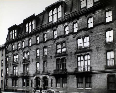 the stuyvesant new york s apartment building