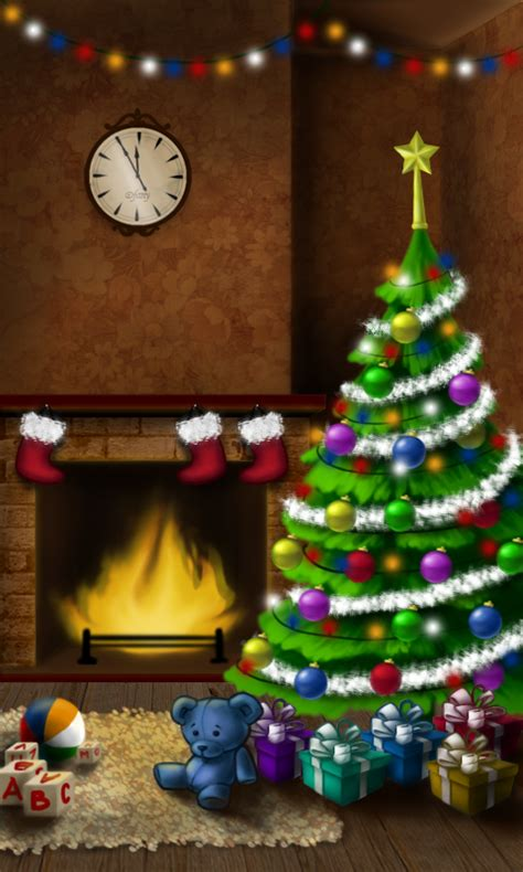 christmas wallpaper android wallpapers